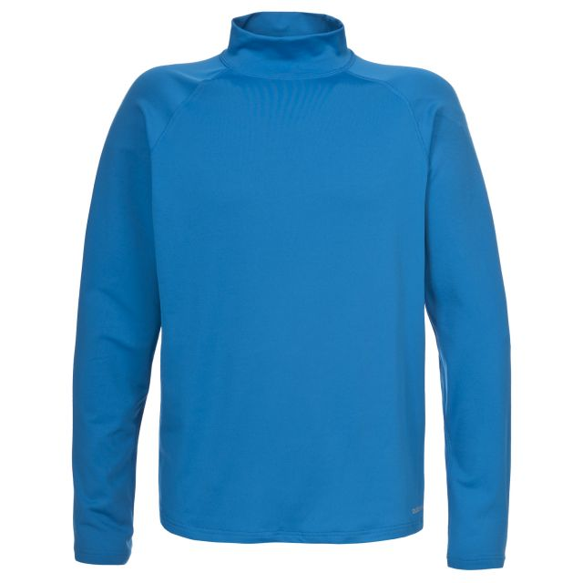 Riddy Men's Quick Dry Long Sleeve Active T-Shirt
