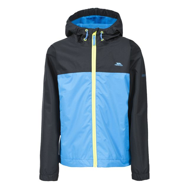 Riggs Boys' Waterproof Jacket in Blue