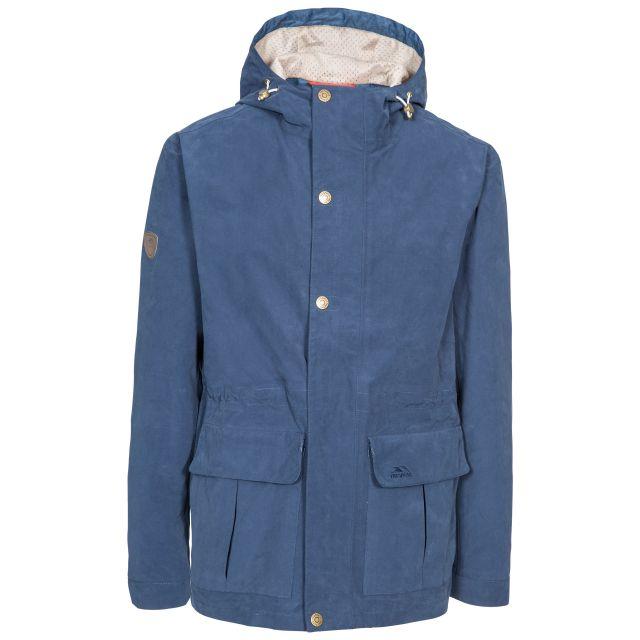 Riverbank Men's Casual Waterproof Jacket in Navy