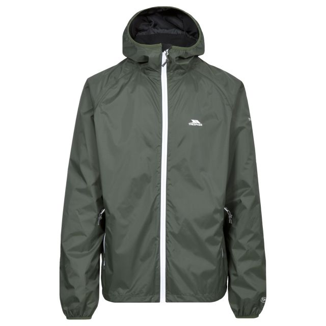 Rocco II Men's Waterproof Jacket in Khaki