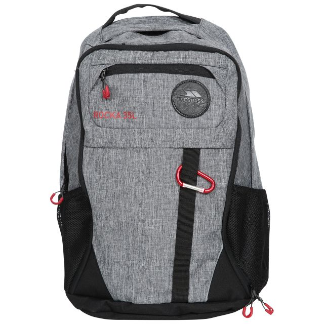 Rocka 35L Backpack in Grey