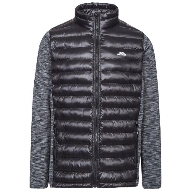Rockmond Men's Padded Active Jacket in Grey