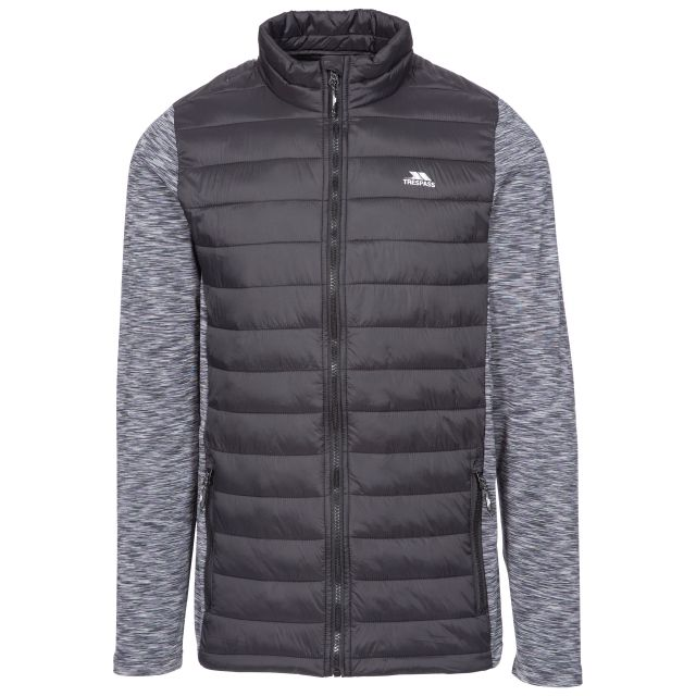 Rockmond X Men's Padded Active Jacket in Grey