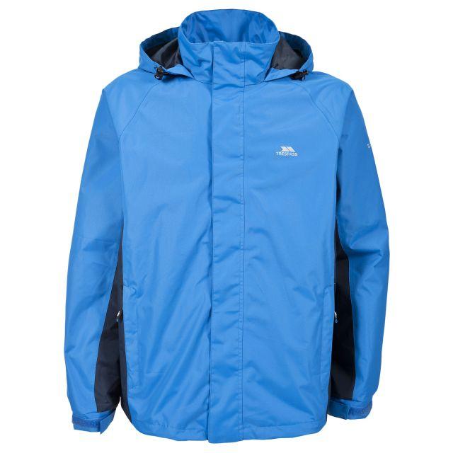 Rogan II Men's Waterproof Jacket in Blue