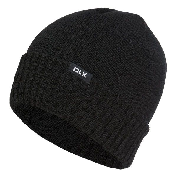 Ronan Unisex DLX Fleece Lined Beanie Hat