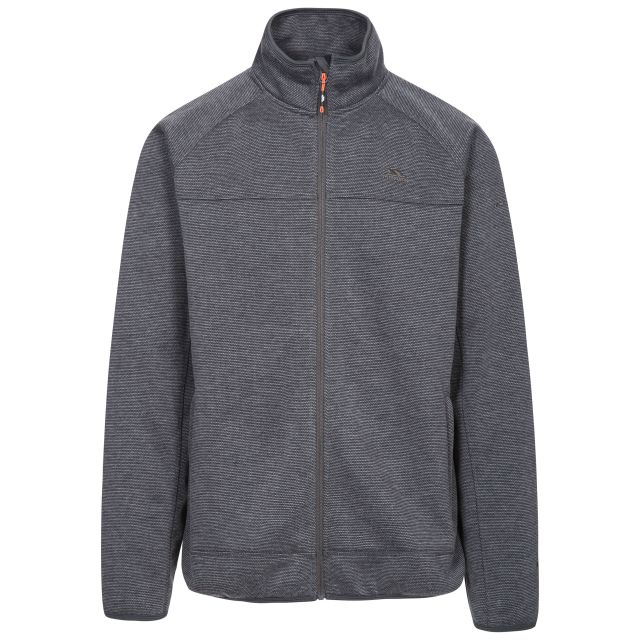 Rutland Men's Fleece Jacket in Grey