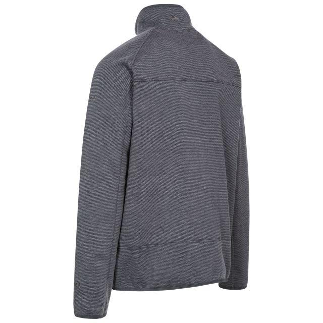 Rutland Men's Fleece Jacket in Grey