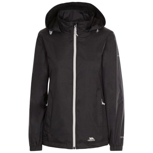 Sabrina Women's Waterproof Jacket in Black