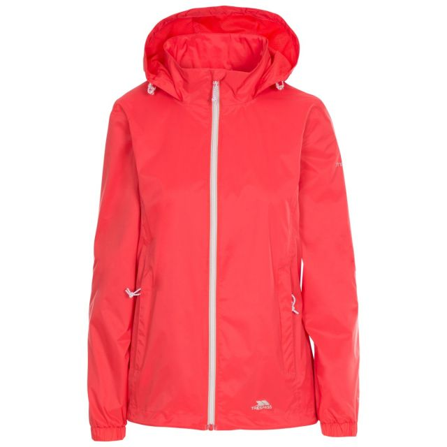 Sabrina Women's Waterproof Jacket in Red