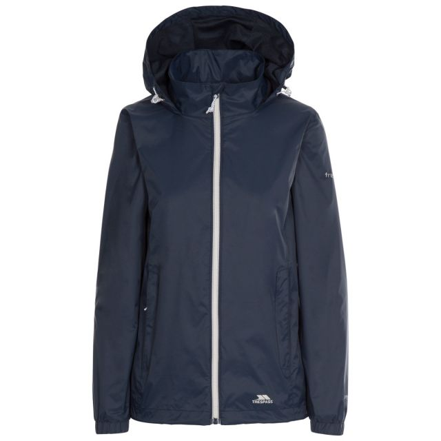 Sabrina Women's Waterproof Jacket in Navy