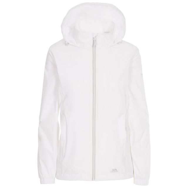 Sabrina Women's Waterproof Jacket - WHT