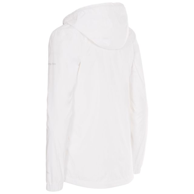 Sabrina Women's Waterproof Jacket in White