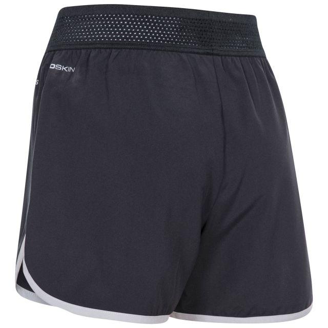 Sadie Women's Active Shorts in Black