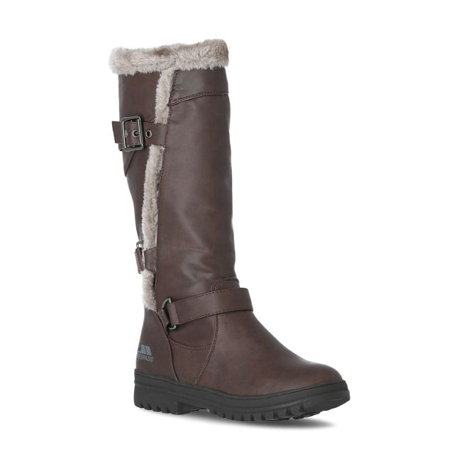 Salvatore Women's Fleece Lined Casual Boots - DBS