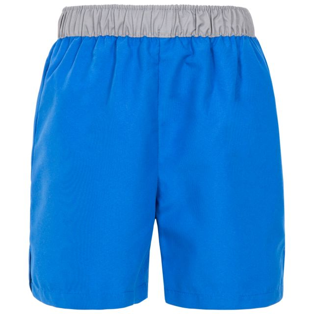 Sanded Kids' Swim Shorts in Blue