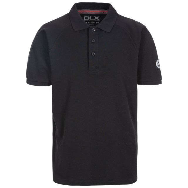 Sanderson Men's DLX Polo Shirt - BLK