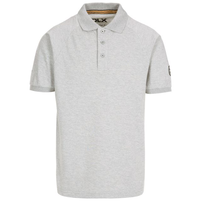 Sanderson Men's DLX Polo Shirt - GRM