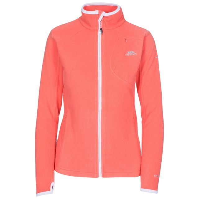 Saskia Women's Microfleece in Peach
