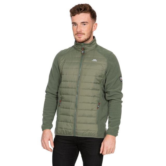 Saunter Men's Padded Fleece Jacket - BAI