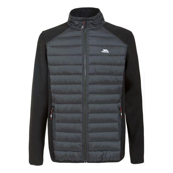 Saunter Men's Padded Fleece Jacket