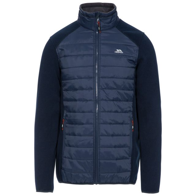 Saunter Men's Padded Fleece Jacket - NA1