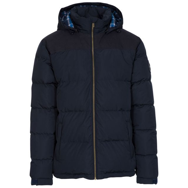 Scenery Men's DLX Hooded Down Jacket