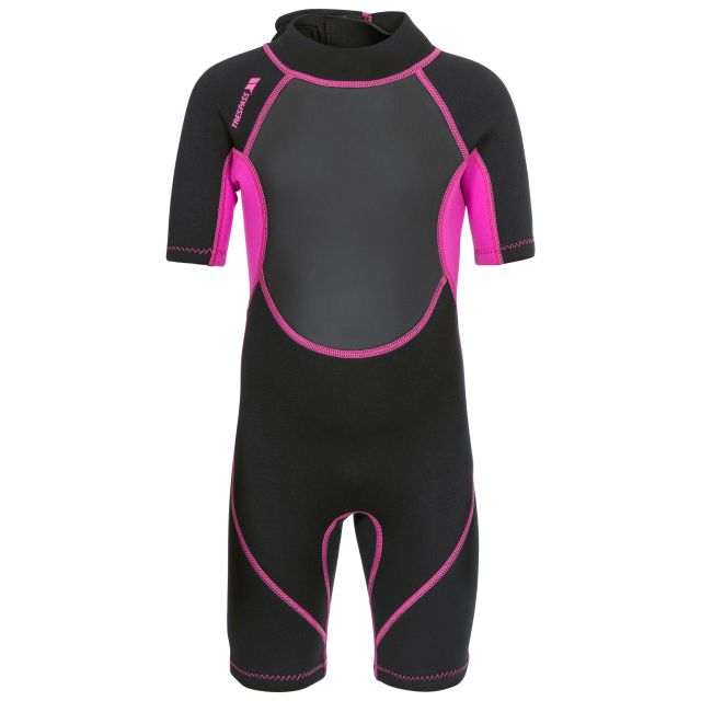 Scubadive Kids' Wetsuit in Black