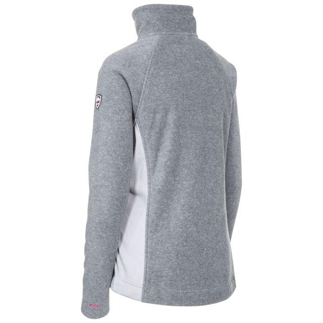 Shania Women's Fleece in Light Grey
