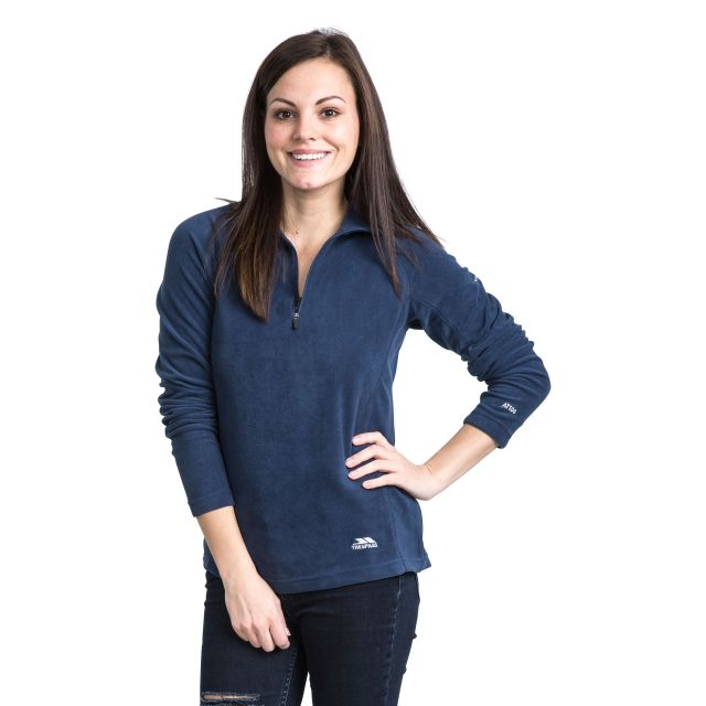 Shiner Women's Half Zip Microfleece - NA1