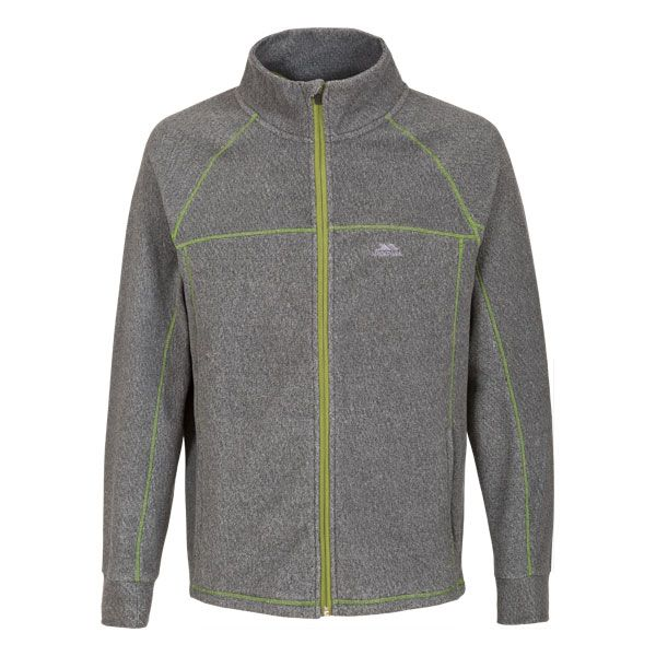 Sideway Men's Fleece Jacket in Grey