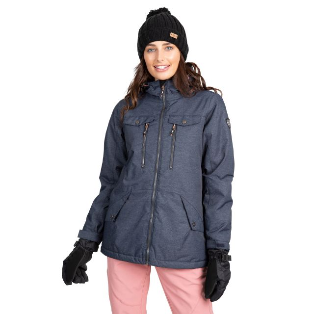 Signal Women's Waterproof Ski Jacket in Navy