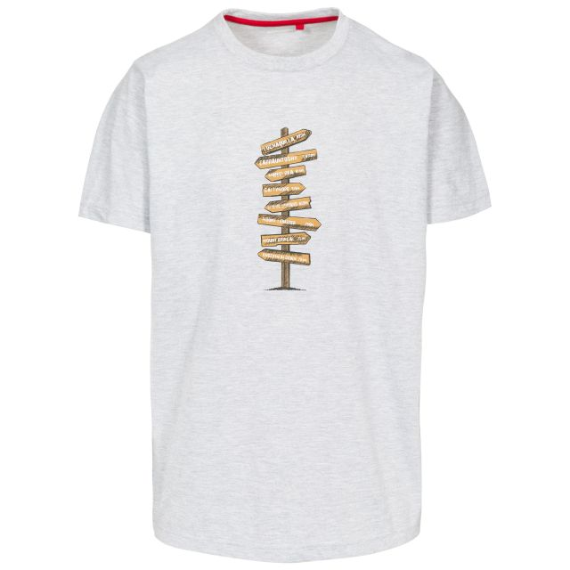Signpost Men's T-Shirt - GRM