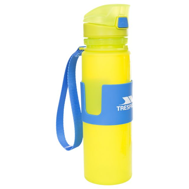 Water Bottle 500ml in Neon Green
