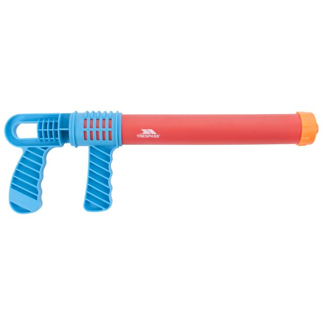 Kids' Pump Action Water Pistol Outdoor Garden Toy in Blue