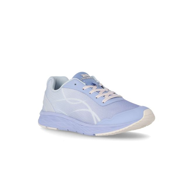 Skye Women's Lightweight Trainers in Blue