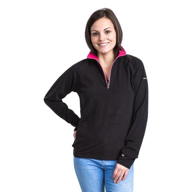 Skylar Women's Fleece in Black