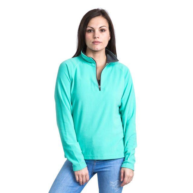 Skylar Women's Fleece in Turquoise