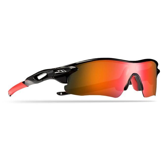 Slammed Unisex Sunglasses in Black
