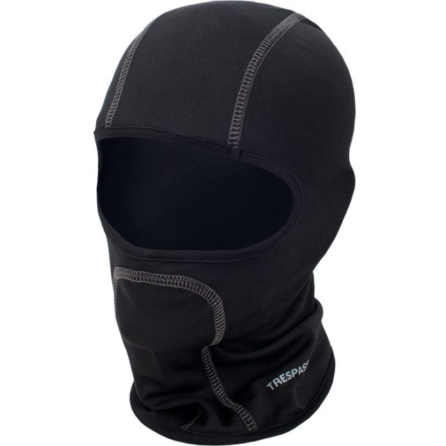 Moulder Adults' Lightweight Balaclava in Black