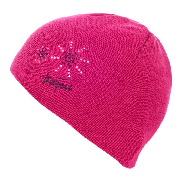 Sparkle Kids' Beanie Hat in Pink