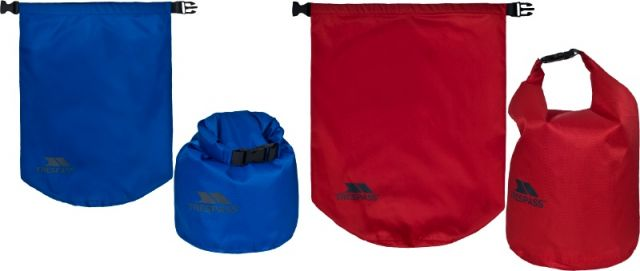 Defend 2 Piece Dry Bag Set in Assorted