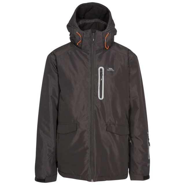 Slyne Men's Waterproof Ski Jacket - BLK