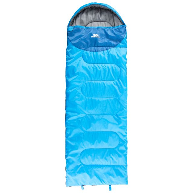 Snooze 2 Season Sleeping Bag - BLU