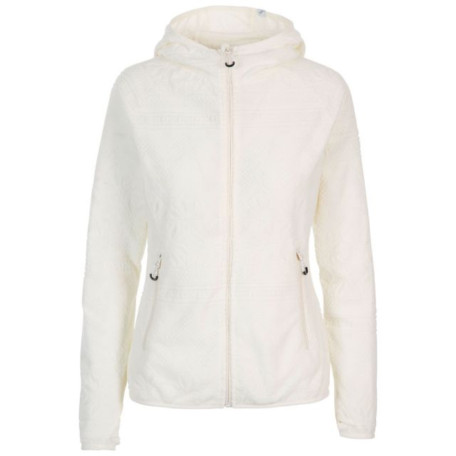 Snowbelle Women's Fleece in White