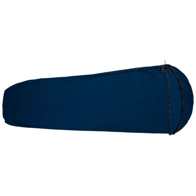 Snug Thermal Sleeping Bag Liner in Navy