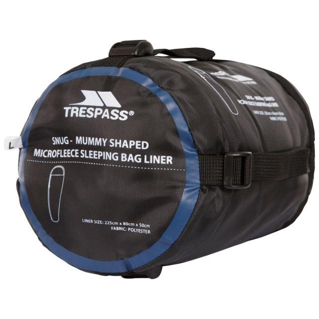 Snug Thermal Sleeping Bag Liner in Navy