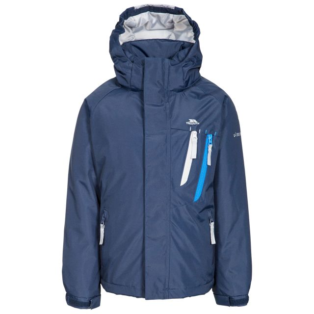 Specific Kids' Padded Waterproof Jacket in Navy