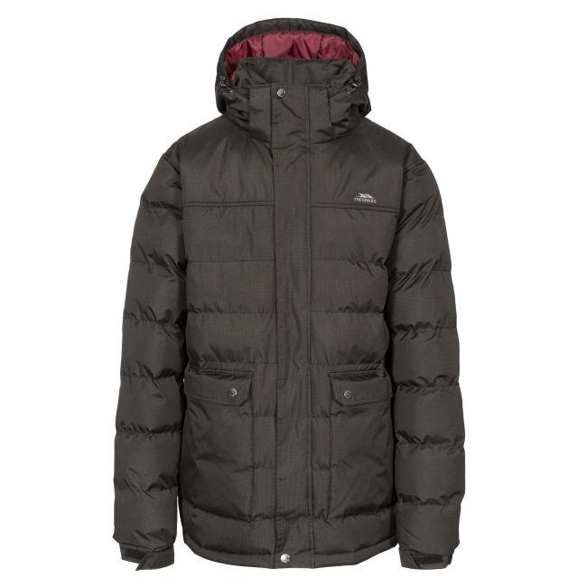 Specter Men's Padded Jacket in Black