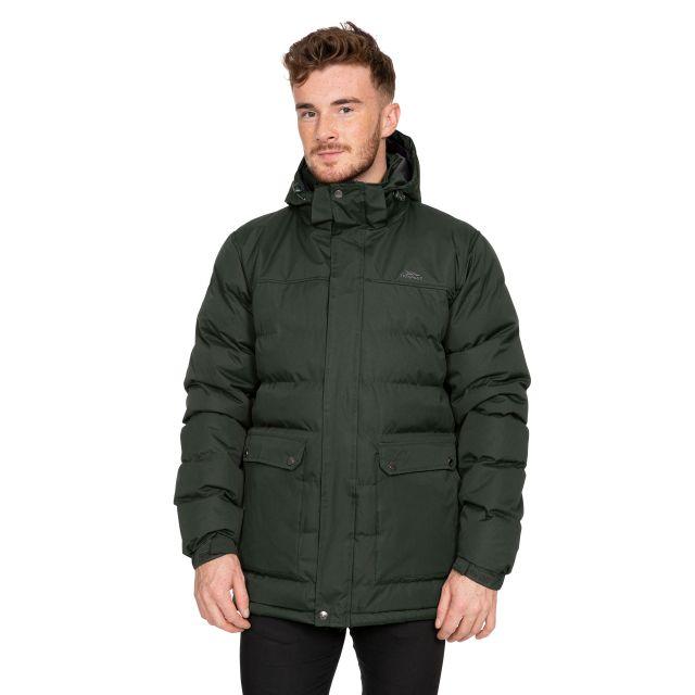 Specter Men's Padded Jacket in Khaki