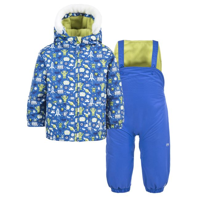 Squeezy Babies' Waterproof Ski Suit